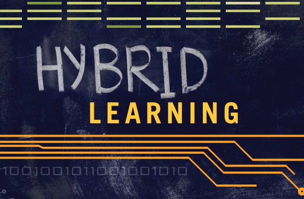 Warroad Elementary Hybrid Learning