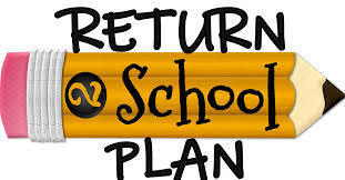 January 2021 Return to School Communication