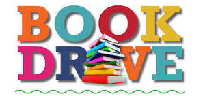 Warroad School Library Book Drive