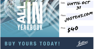 Get your Yearbook Today!!