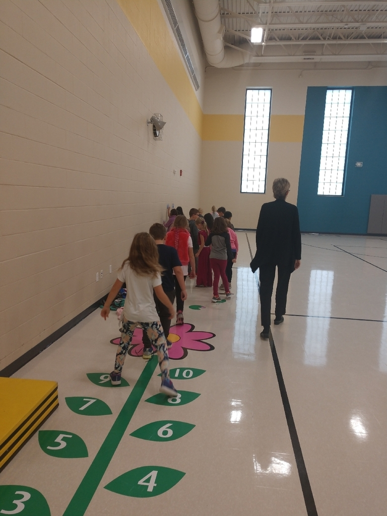Activity walk in ELC