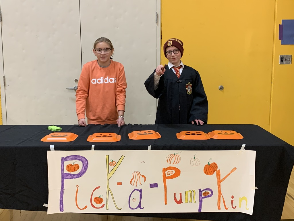 Pick-a-Pumpkin