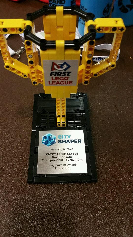 Lego League Trophy