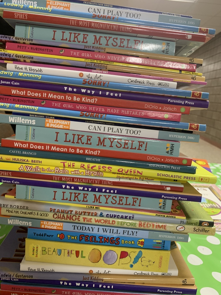 Children's literature to support Project 11 mental wellness lessons