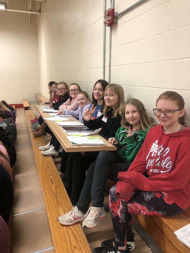 5th & 6th grade writers
