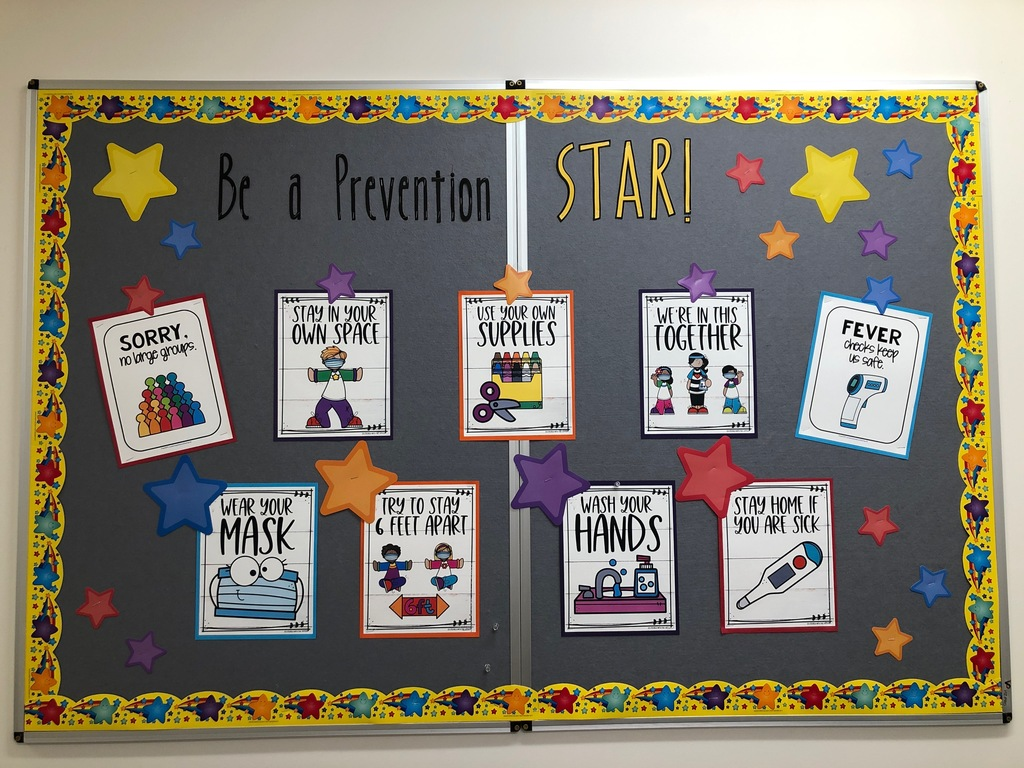 Be a Prevention Star!
